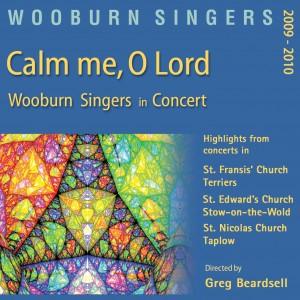 Calm Me, O Lord