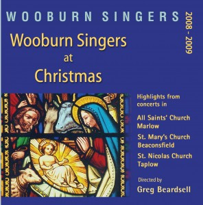 Wooburn Singers at Christmas