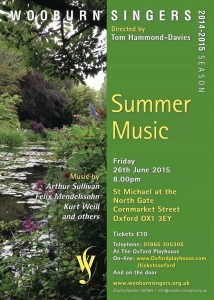 Summer Music 2015 Oxford (2)