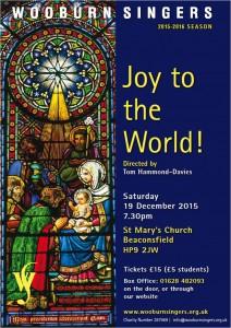 Joy to the world - Christmas 2015