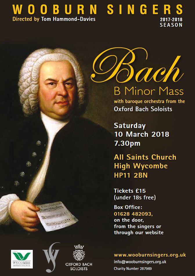 Bach b-minor 2018